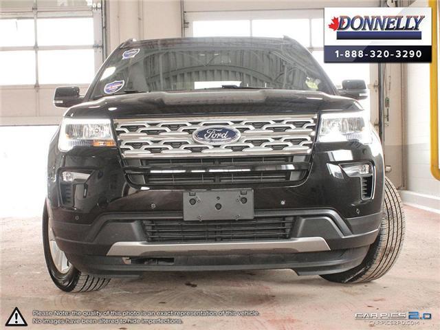 2018 Ford Explorer XLT (Stk: PLDUR6032) in Ottawa - Image 2 of 28