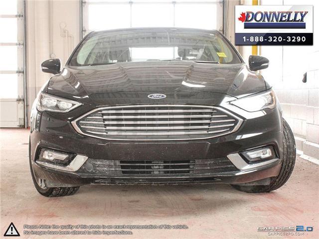 2018 Ford Fusion Titanium (Stk: PLDUR6030) in Ottawa - Image 2 of 29