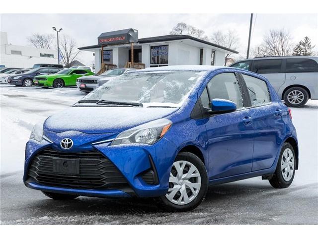 2018 Toyota Yaris  (Stk: 7829PR) in Mississauga - Image 1 of 18