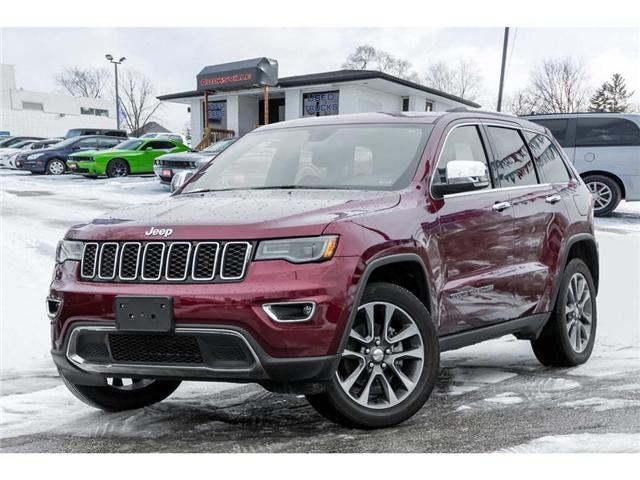 2018 Jeep Grand Cherokee Limited (Stk: 7850PR) in Mississauga - Image 1 of 21