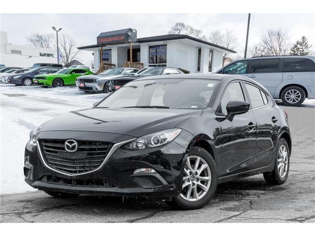2016 Mazda Mazda3 GS (Stk: 7859PR) in Mississauga - Image 1 of 19