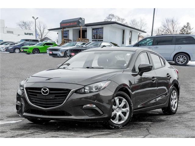 2016 Mazda Mazda3  (Stk: 7858PR) in Mississauga - Image 1 of 18