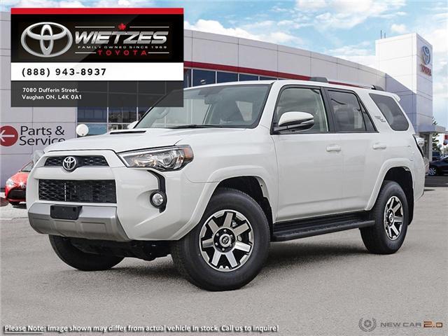 2019 Toyota 4Runner TRD Off Road (Stk: 68214) in Vaughan - Image 1 of 24