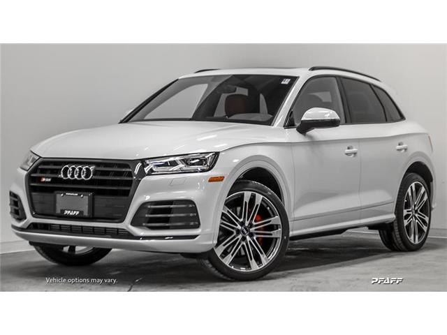 2019 Audi SQ5 3.0T Progressiv (Stk: T16327) in Vaughan - Image 1 of 21