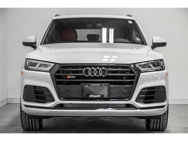 2019 Audi SQ5 3.0T Progressiv (Stk: T16351) in Vaughan - Image 2 of 21