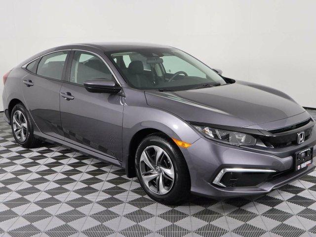 2019 Honda Civic LX (Stk: 219067) in Huntsville - Image 1 of 31