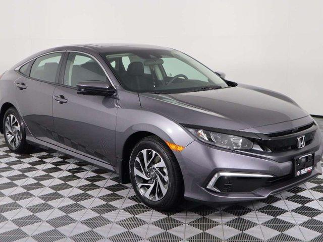 2019 Honda Civic EX (Stk: 219084) in Huntsville - Image 1 of 29
