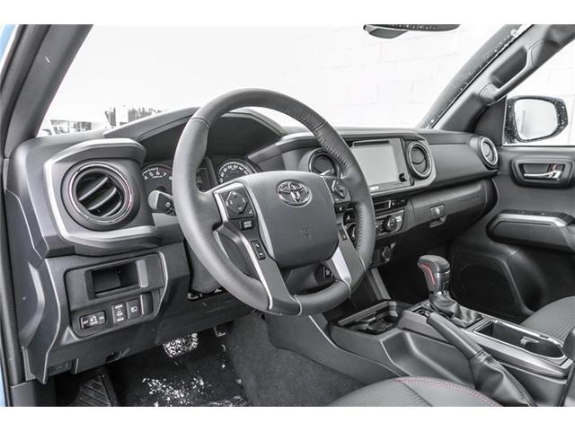 2019 Toyota Tacoma 4x4 Double Cab V6 TRD Off-Road 6A (Stk: H19294) in Orangeville - Image 10 of 19