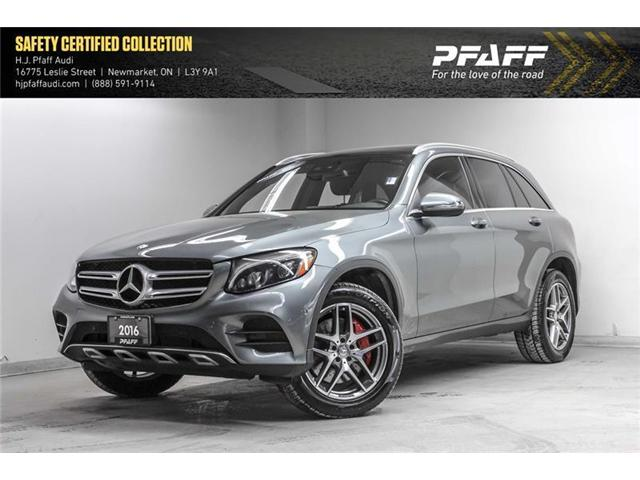 2016 Mercedes-Benz GLC-Class Base (Stk: 53144) in Newmarket - Image 1 of 22