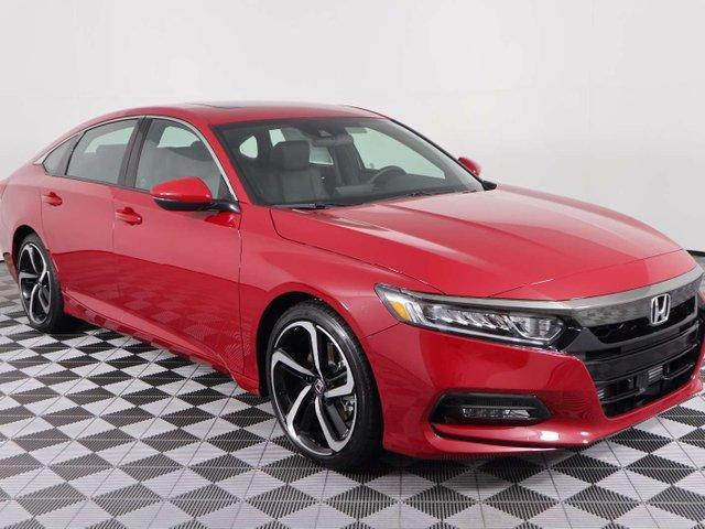 2019 Honda Accord Sport 1.5T (Stk: 219110) in Huntsville - Image 1 of 34