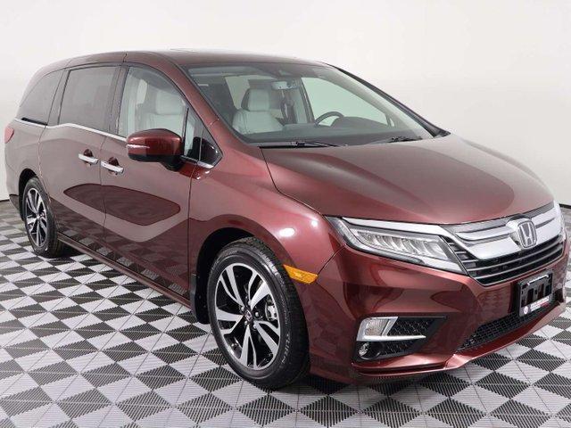 2019 Honda Odyssey Touring (Stk: 219145) in Huntsville - Image 1 of 38