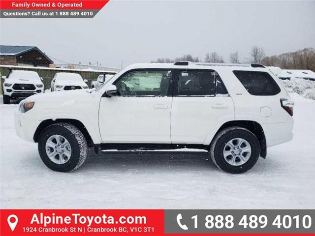 2019 Toyota 4Runner SR5 (Stk: 5662609) in Cranbrook - Image 2 of 15