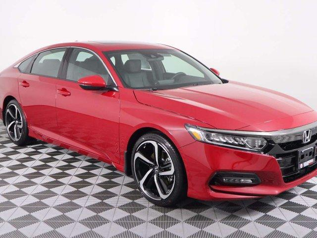 2019 Honda Accord Sport 1.5T (Stk: 219233) in Huntsville - Image 1 of 36