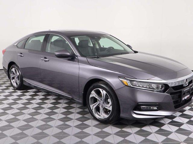 2019 Honda Accord EX-L 1.5T (Stk: 219246) in Huntsville - Image 1 of 34