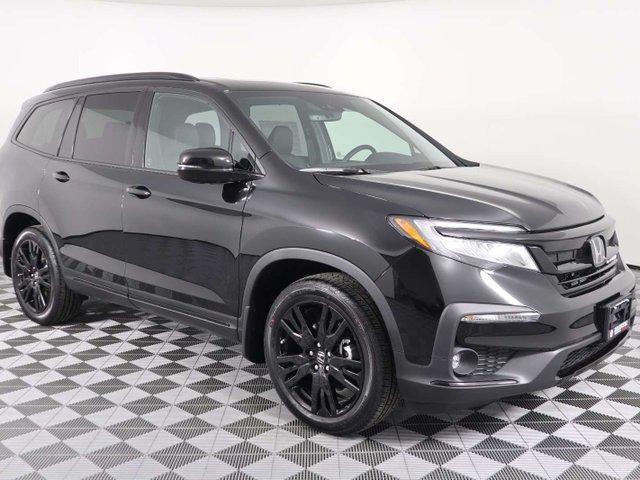 2019 Honda Pilot Black Edition (Stk: 219254) in Huntsville - Image 1 of 35
