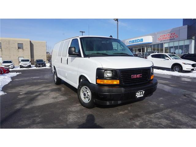 2017 GMC Savana 2500 Work Van (Stk: HU729) in Hamilton - Image 2 of 33