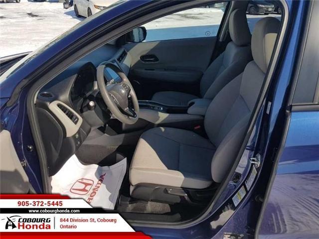 2016 Honda HR-V EX (Stk: STK112067) in Cobourg - Image 9 of 18