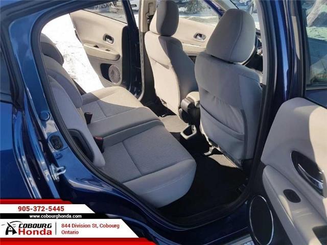 2016 Honda HR-V EX (Stk: STK112067) in Cobourg - Image 11 of 18