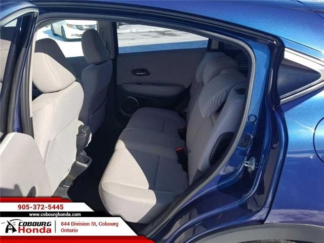 2016 Honda HR-V EX (Stk: STK112067) in Cobourg - Image 12 of 18