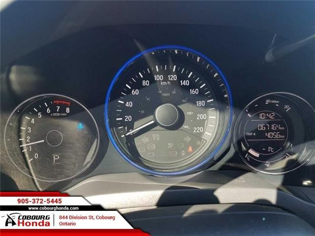 2016 Honda HR-V EX (Stk: STK112067) in Cobourg - Image 14 of 18