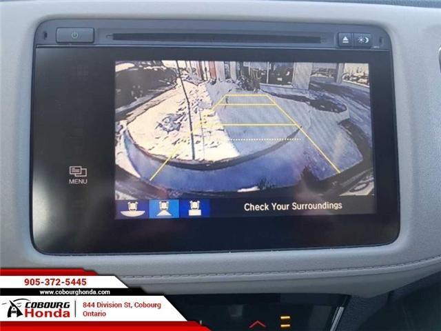 2016 Honda HR-V EX (Stk: STK112067) in Cobourg - Image 16 of 18