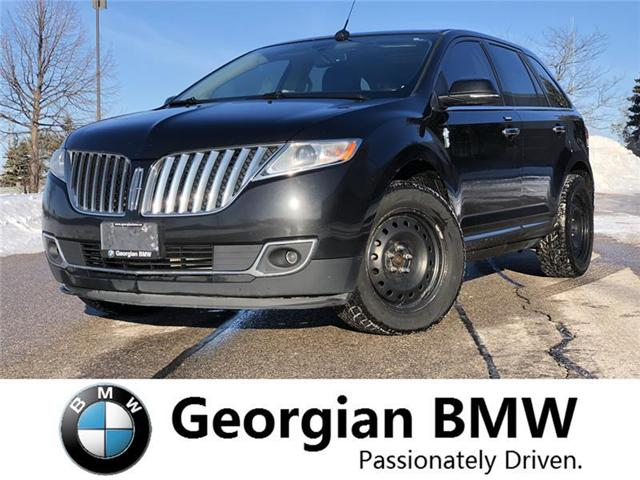 2014 Lincoln MKX Base (Stk: P1385-1) in Barrie - Image 1 of 15
