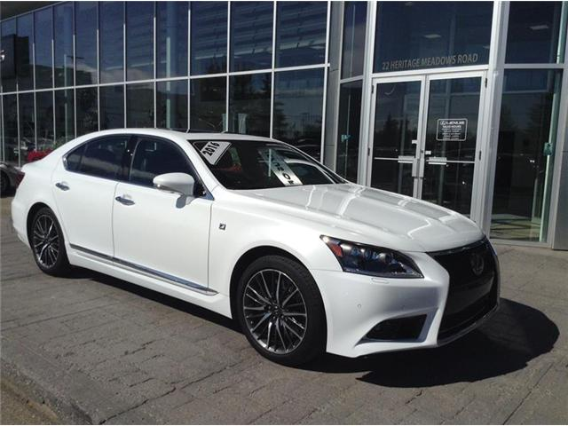 2016 Lexus LS 460 Base (Stk: 3841A) in Calgary - Image 2 of 14