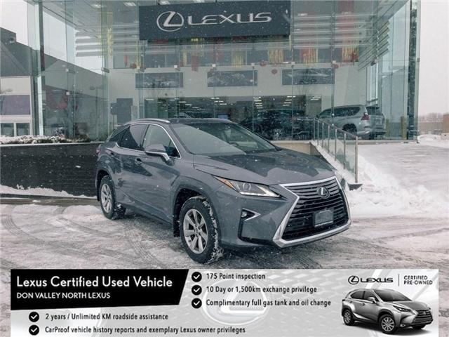 2019 Lexus RX 350 Base (Stk: 27444A) in Markham - Image 1 of 25