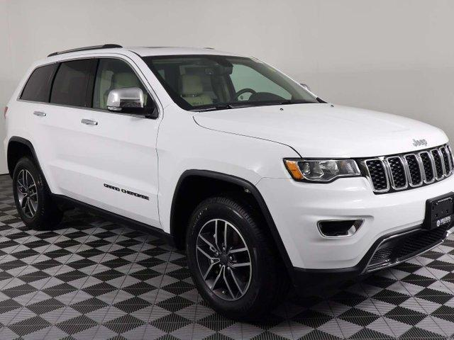 2019 Jeep Grand Cherokee Limited (Stk: 19-163) in Huntsville - Image 1 of 26