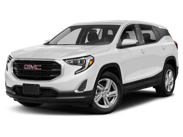 2019 GMC Terrain SLE (Stk: 202585) in Brooks - Image 1 of 9