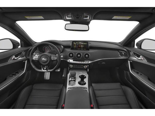 2019 Kia Stinger GT Limited (Stk: KS280) in Kanata - Image 5 of 9