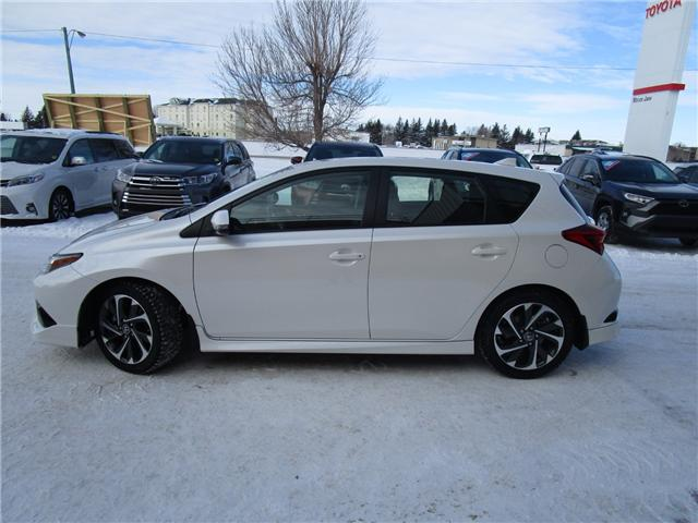 2017 Toyota Corolla iM Base (Stk: 1892731) in Moose Jaw - Image 2 of 26