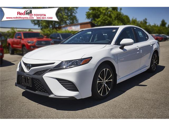 2019 Toyota Camry SE (Stk: 19456) in Hamilton - Image 1 of 12