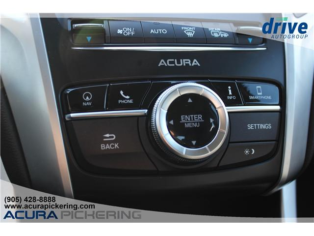 2018 Acura TLX Tech (Stk: AS025CC) in Pickering - Image 17 of 31