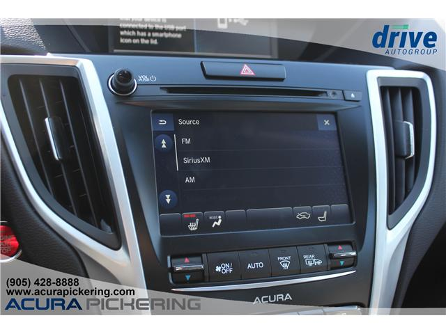 2018 Acura TLX Tech (Stk: AS025CC) in Pickering - Image 16 of 31