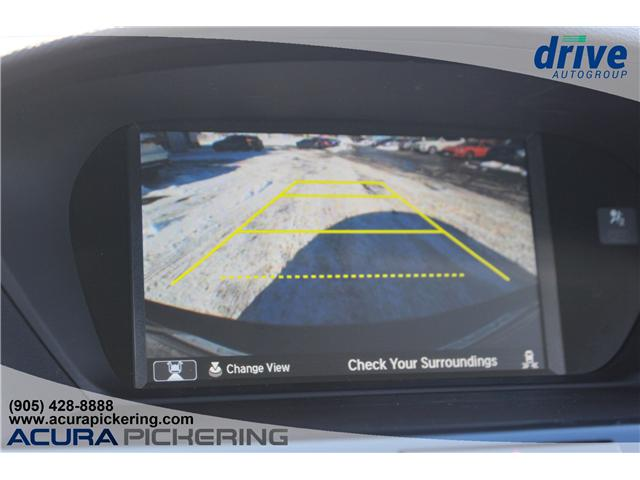 2018 Acura TLX Tech (Stk: AS025CC) in Pickering - Image 15 of 31