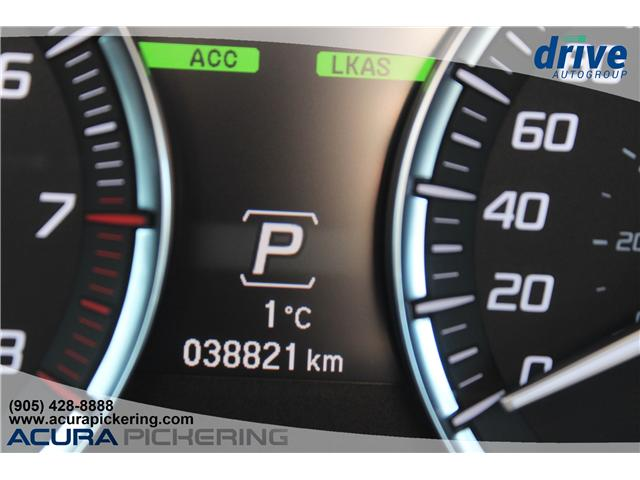 2018 Acura TLX Tech (Stk: AS025CC) in Pickering - Image 13 of 31