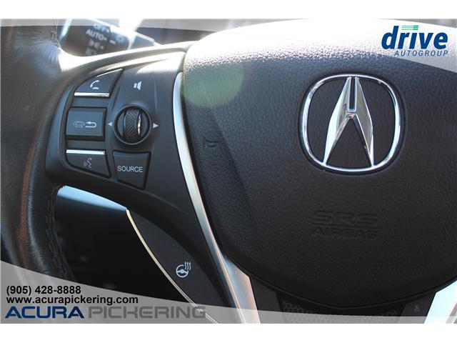 2018 Acura TLX Tech (Stk: AS025CC) in Pickering - Image 20 of 31