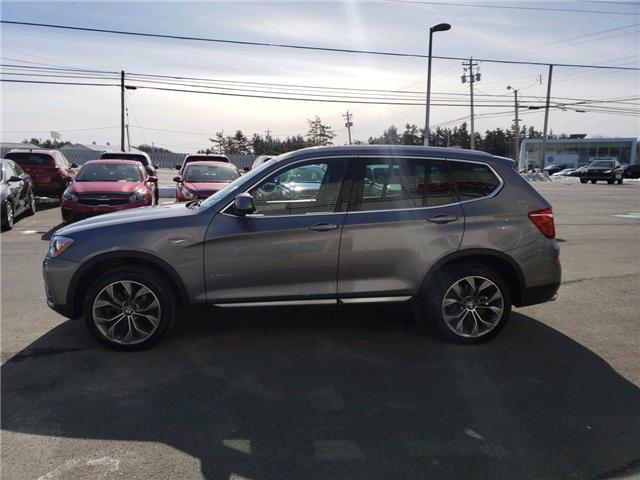 2016 BMW X3 xDrive28i (Stk: U1020) in Hebbville - Image 2 of 28