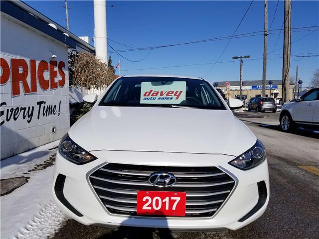 2017 Hyundai Elantra LE (Stk: 19-106) in Oshawa - Image 2 of 15