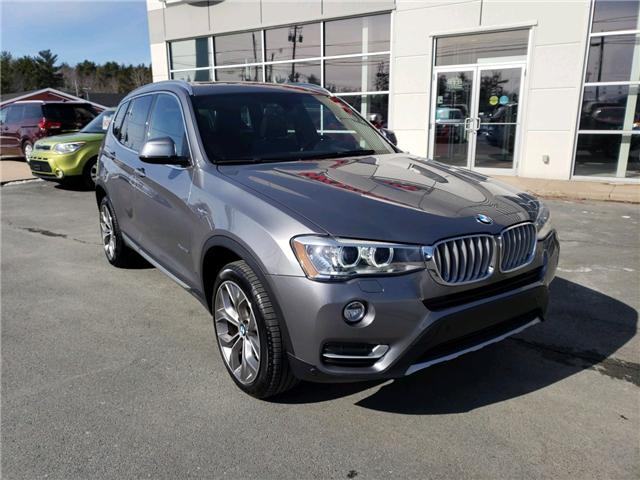 2016 BMW X3 xDrive28i (Stk: U1020) in Hebbville - Image 1 of 28