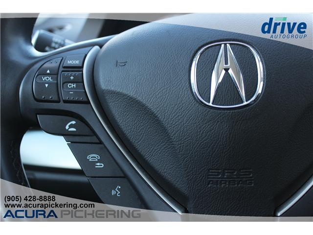 2018 Acura RDX Tech (Stk: AS038CC) in Pickering - Image 20 of 30