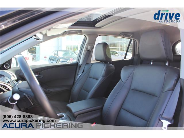 2018 Acura RDX Tech (Stk: AS038CC) in Pickering - Image 11 of 30