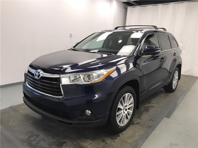 2016 Toyota Highlander  (Stk: 201139) in Lethbridge - Image 1 of 27