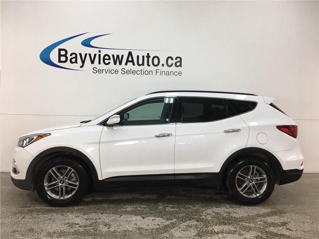 2018 Hyundai Santa Fe Sport 2.4 Premium (Stk: 34481R) in Belleville - Image 1 of 25