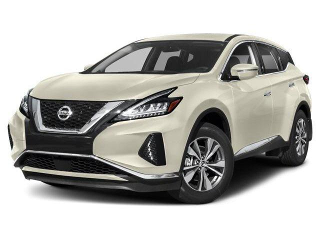 2019 Nissan Murano SV (Stk: KN116622) in Bowmanville - Image 1 of 8