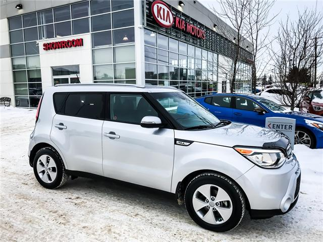 2014 Kia Soul EX+ ECO (Stk: 21496A) in Edmonton - Image 1 of 22