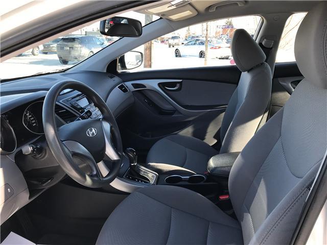 2016 Hyundai Elantra L+ (Stk: 21538A) in Edmonton - Image 9 of 15
