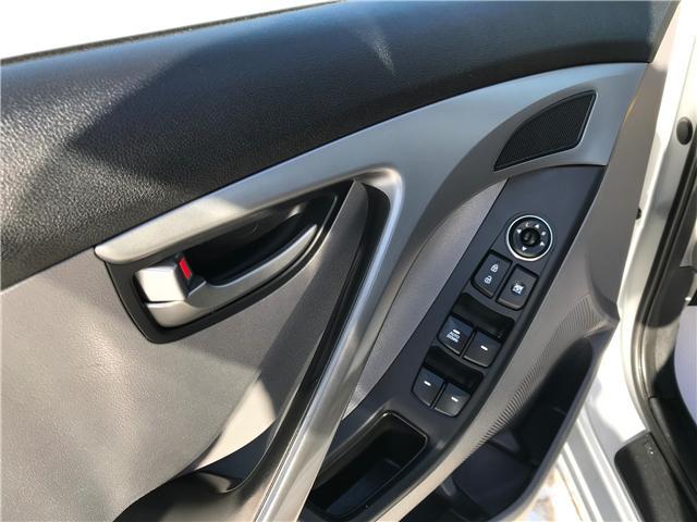 2016 Hyundai Elantra L+ (Stk: 21538A) in Edmonton - Image 10 of 15