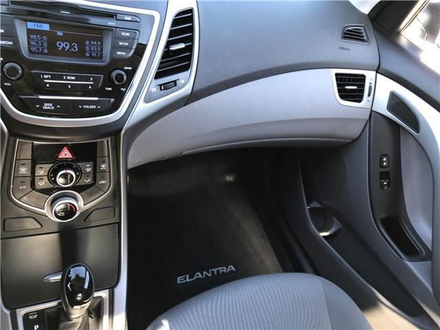 2016 Hyundai Elantra L+ (Stk: 21538A) in Edmonton - Image 15 of 15